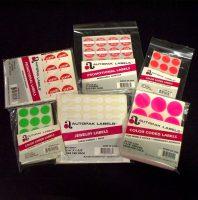 Retail Mini-Pack Self-Stick Labels