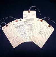 Alteration, Repair & Layaway Tags
