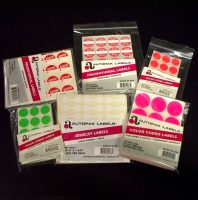 Retail Mini-Pack Self-Stick Labels